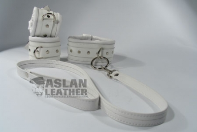Luxe Sub Surrender Kit bondage by ASLAN Leather