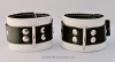 White Jaguar Cuffs