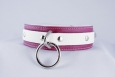 Pink Candy Collar