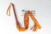 Tan Suede Pocket Flogger
